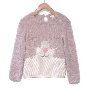 5-6Y Little Girls Sweater
